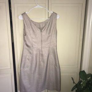 Business Style Sleeveless Dress